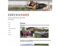 zueriseehund.ch Webseite Vorschau