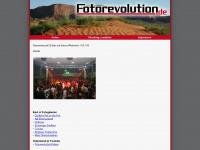fotorevolution.de Webseite Vorschau