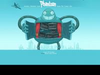 phantoon.de Webseite Vorschau
