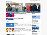 kirche-stammheim.ch Webseite Vorschau