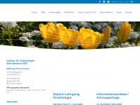 kinesiologie-ikbs.ch Webseite Vorschau