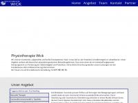 physiotherapie-wick.ch