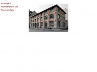psychotherapie-stiftung.ch