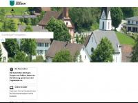 zuzgen.ch Webseite Vorschau