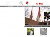 kip.ch Webseite Vorschau
