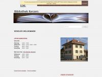 Bibliothek-kerzers.ch