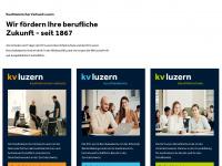 kvlu.ch Webseite Vorschau