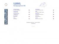 lurel.ch Webseite Vorschau