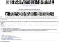 philos.de Webseite Vorschau
