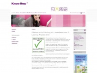 knowhow-lernsoftware.de