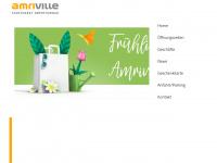 amriville.ch Webseite Vorschau