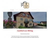 zur-metzg.ch Webseite Vorschau