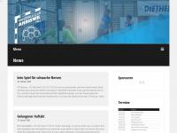 hcamriswil.ch Webseite Vorschau