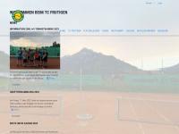 tcfrutigen.ch Webseite Vorschau