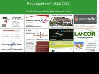 uvfricktal.ch Webseite Vorschau