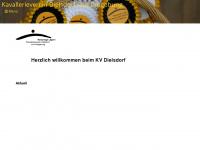 kvd.ch Webseite Vorschau