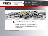 Burri-feinmechanik.ch