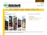 abaecherli-forst.ch