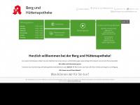 berg-und-huetten-apotheke.de