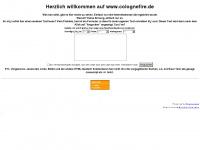 colognefire.de Webseite Vorschau