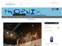 phoenixfoundation.de Webseite Vorschau
