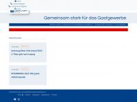 dehoga-sachsen.de Webseite Vorschau