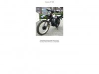 xt250.de Webseite Vorschau