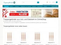 treppengelaender24.de Webseite Vorschau