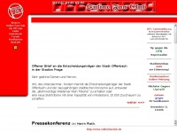 onlinefanclub.de Webseite Vorschau