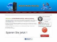 united-media-hosting.de Thumbnail
