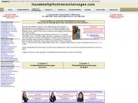 hundehaftpflichtversicherungen.com