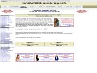 hundehaftpflichtversicherungen.info