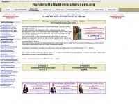 hundehaftpflichtversicherungen.org