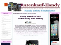 handy ratenkauf raten. Black Bedroom Furniture Sets. Home Design Ideas