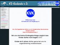 kv-karlsruhe.de Webseite Vorschau