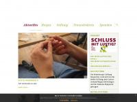 kinderhospiz-burgholz.de Webseite Vorschau