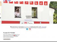 ki-dojo.de Webseite Vorschau