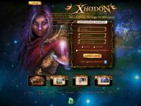 xhodon.de Webseite Vorschau