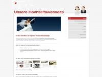 unsere-hochzeitswebseite.de