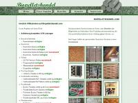 biopelletshandel.com Webseite Vorschau