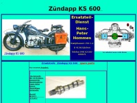 zuendapp-ks600.de Thumbnail