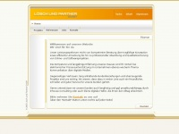 loesch.de Webseite Vorschau