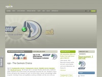xgs.in Webseite Vorschau