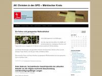 akcspdmk.wordpress.com Webseite Vorschau