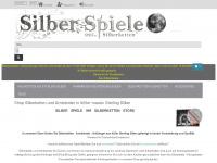 925-silber-spiele-silberketten.de Webseite Vorschau