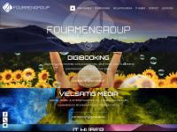 4mengroup.com Webseite Vorschau