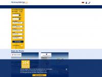 kreuzfahrten.de Webseite Vorschau