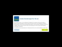 1blu.de Webseite Vorschau