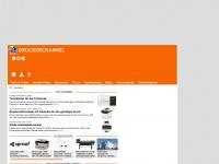 druckerchannel.de Webseite Vorschau