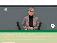 gruene-bundestag.de Webseite Vorschau